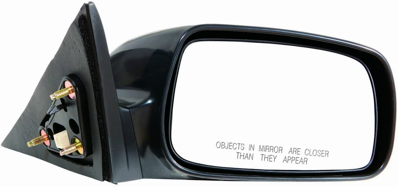 NEW RIGHT SIDE POWER MIRROR JAPAN BUILT FITS 2007-2011 TOYOTA CAMRY TO1321238