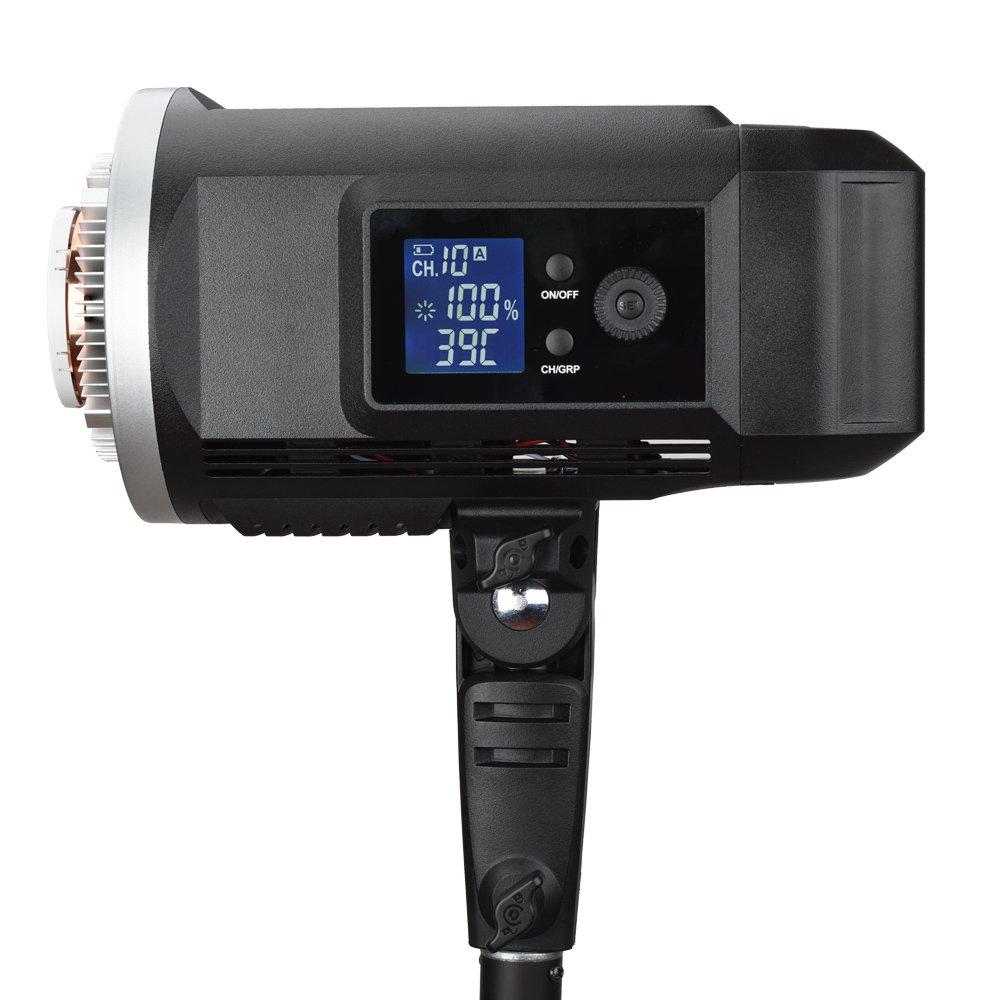 Godox SLB60W 60Ws 5600K ± 200K White Lithium Battery 11.1V 8700mAH Version LED Video Light Studio ContinuousLamp for Camera DV Camcorder by Godox (Image #3)