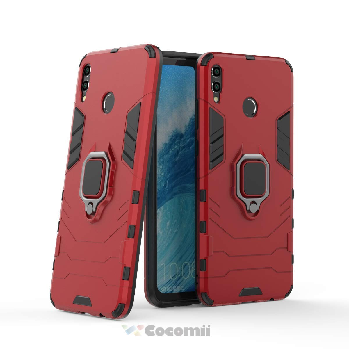 Funda Para Huawei Honor 8x Con Pie Cocomii (7k1849tc)