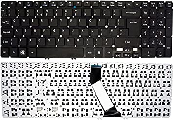Para ASPIRE V5-531 ACER color negro diseño portátil teclado ...