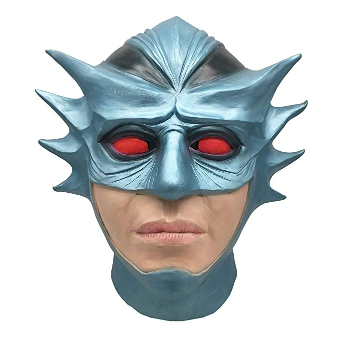 Amazon Com Aquaman Drift Mask Of Party Supplies For Christmas