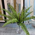 Artificial-Boston-fern-with-15-fronds-artificial-green-plant-Silk-plant
