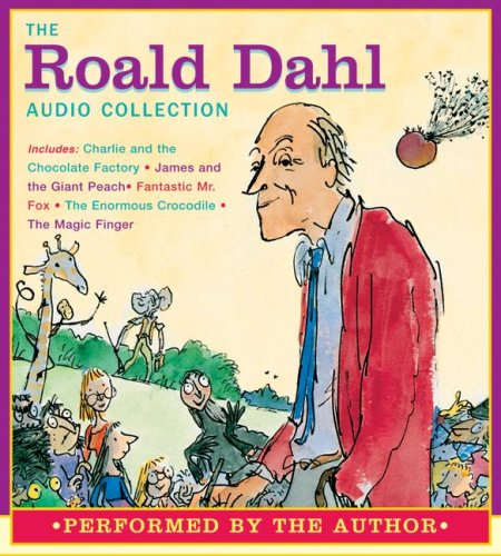 The Roald Dahl Audio CD Collection by Harper Festival