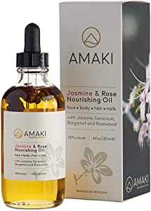Amaki Organic Essential Oil for Face