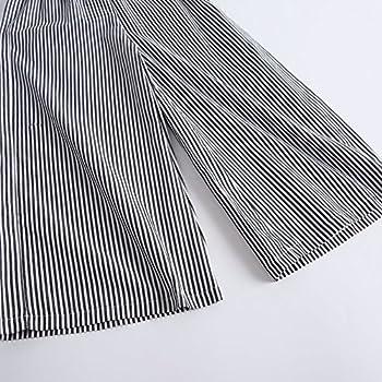 Sanlutoz Fashion Stripe Girl Pants Children Cotton Pant Casual Clothes Bundle Soft
