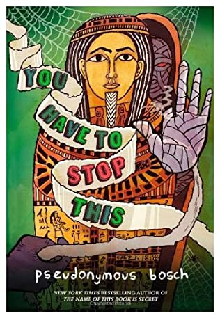 book cover of You Have to Stop This