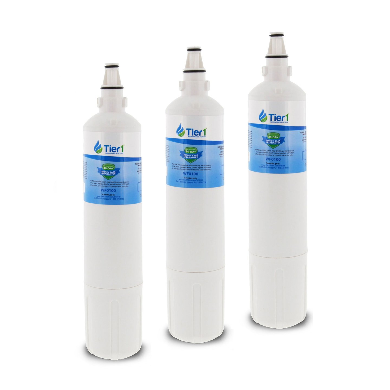 Tier1 Aqua-Pure C-COMPLETE AP Easy Complete Undersink Replacement Water Filter 3 Pack