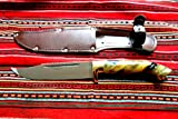 Palamianakis Knives Fixed Blade, Hunting Knife, No1, Very Sharp For Sale