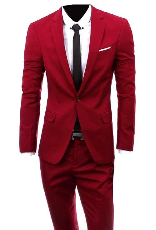YUNY Women Slim Tailoring One Button Tuxedo Blazer /& Pants Set Black 2XL