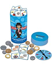 Learning Resources Little Banker Coin Matching Game