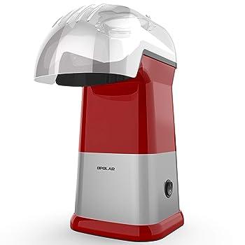 OPOLAR Fast Hot Air Popcorn Popper Machine
