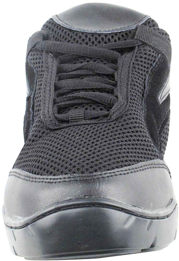Bundle- 4 items - Very Fine Mens Womens Unisex Practice Dance Sneaker Split Sole VFSN008 Pouch Bag Sachet, Black 13 M US by Very Fine Dance Shoes (Image #3)