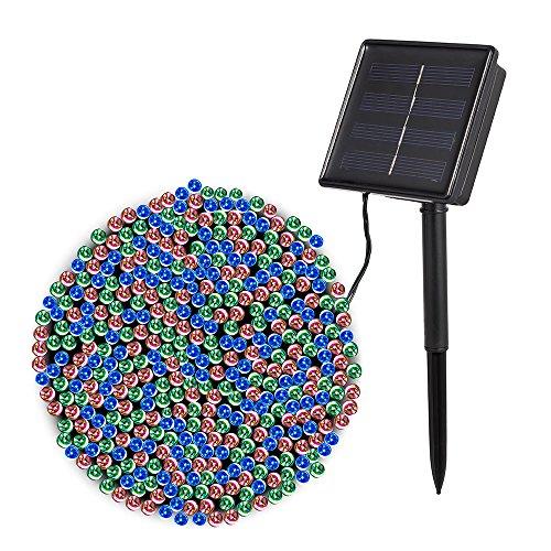 100 Ft Solar Rope Lights - 4