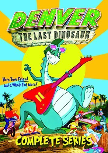 Denver The Last Dinosaur: Complete Series by VCI Entertainment by None