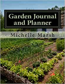 Garden Journal and Planner Your Garden Records Thoughts