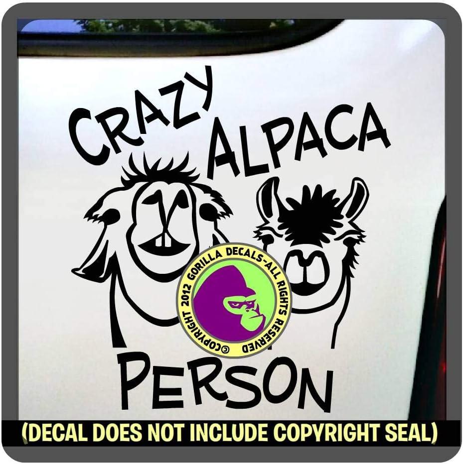 Alpaca Decal Llama Sticker Vinyl Funny Car Decal Alpaca Lunch Text Nature Car Decals Creative Animals Car Decor L417 Car Stickers Aliexpress