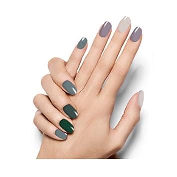 Amazon.com: 16 Tips/Sheet Manicure Diy Nail Polish Strips Wraps ...