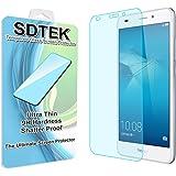 SDTEK Huawei Honor 5C Vetro Temperato Pellicola Protettiva Protezione Protettore Glass Screen Protector
