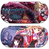 Skin Decal Sticker For Ps Vita 1000 Series Pop Skin-Operation Abyss #02+Screen Protector+Offer Wallpaper Image
