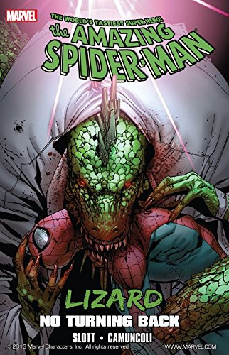 Spider-Man: Lizard - No Turning Back -