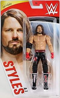 6 WWE Series #78 AJ Styles Action Figure