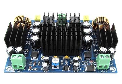Kissing U Estéreo 150W Mono TPA3116D2 de alta Potencia Amplificador de Energía Audio Digital Junta DC12