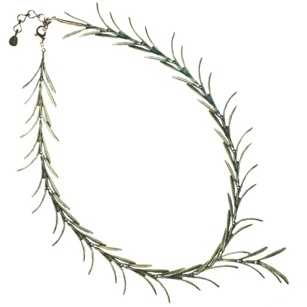 Rosemary Necklace by Michael Michaud for Silver Seasons