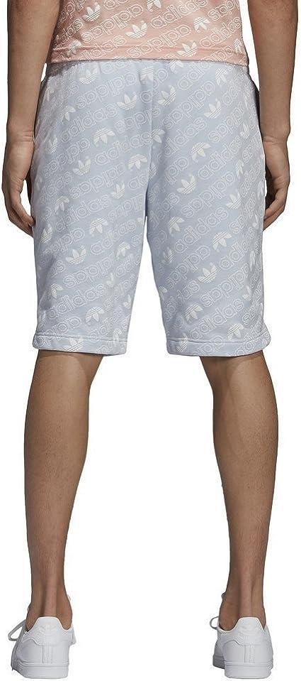 adidas Allover Print Shorts - Pantalones Cortos para Hombre. Hombre: Amazon.es: Ropa y accesorios