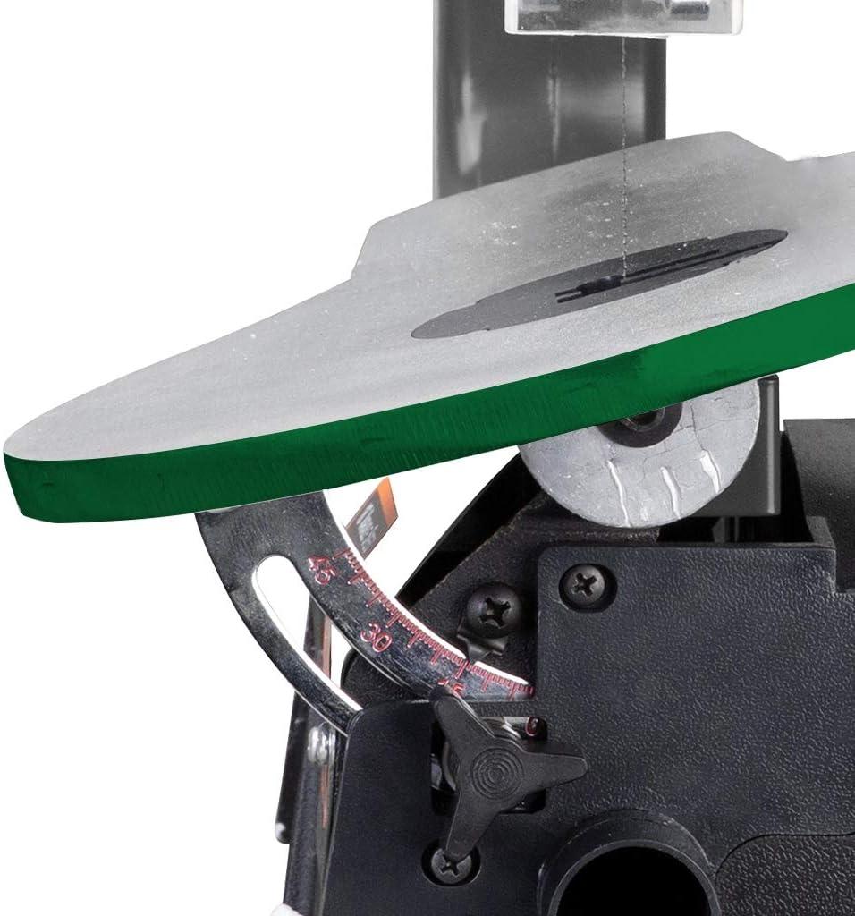Holzstar 5902504 Scie /à chantourner DKS 504 Vario pour construction /à moulage m/écanique de pr/écision