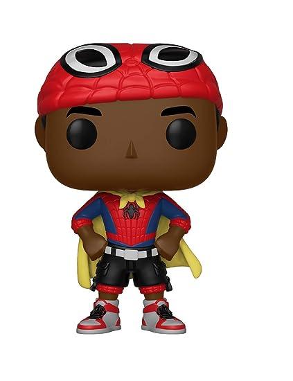 Amazon.com: Funko Pop Marvel: Animated Spider-Man Movie - Miles ...