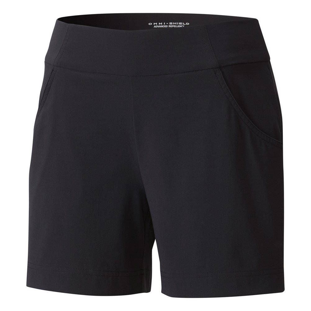 Black Columbia Womens Standard Anytime Casual Short