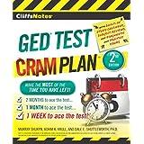 CliffsNotes GED Test Cram Plan Second Edition (Cliffsnotes Cram Plan)