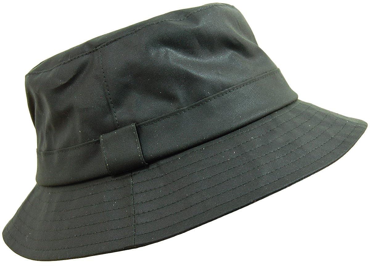7e7e3f92642 B26 Wax Cotton Bucket Sun Hat  Amazon.co.uk  Clothing