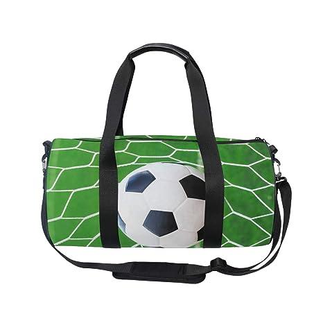 Mnsruu - Bolsa de Deporte para balón de fútbol, tamaño Grande ...