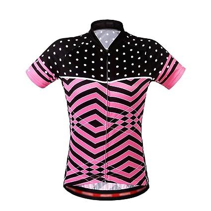 Jersey de ciclismo para hombre Camisa ciclista transpirable de ...