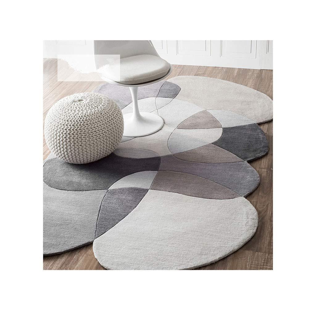 ZHP & Tapis Maison Tapis - Salon - Tapis de Table Basse - Tapis de Chevet pour Chambre à Coucher Supermarché Tapis (Taille : 160cm*120cm)