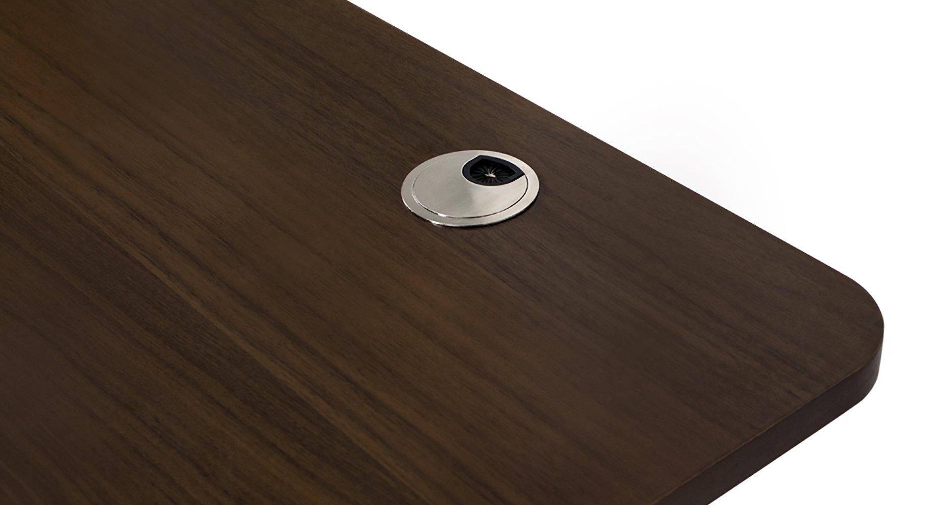 Autonomous SmartDesk - Classic Wood Top - Walnut by Autonomous (Image #4)