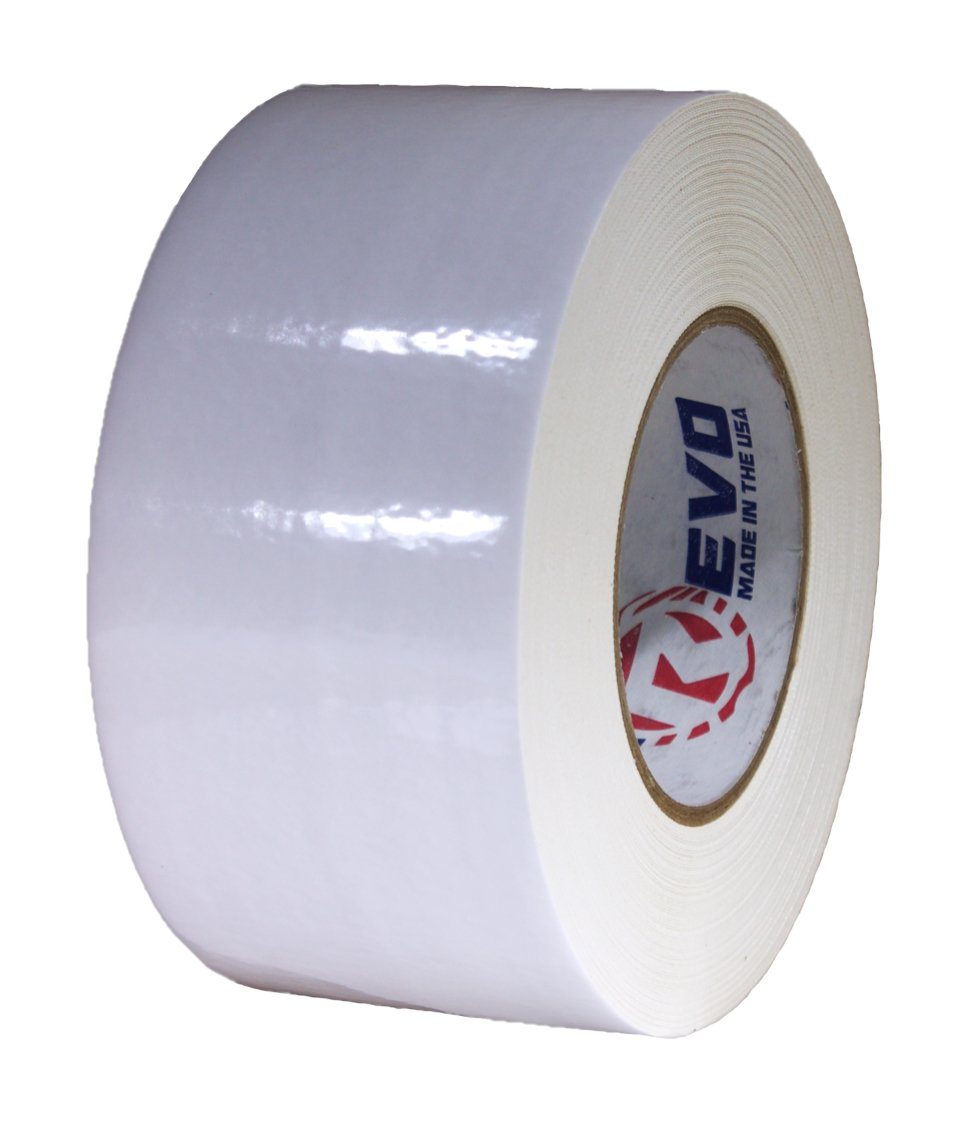 REVO Double Sided Carpet Tape (3'' x 36 yards) MADE IN USA - Aggressive Rubber Adhesive - Long lasting - Double Sided Tape - Professional Quality