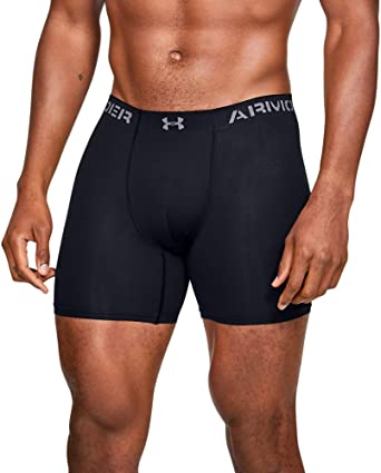 TALLA XL. Under Armour ArmourVent Mesh 6in Ropa Interior, Hombre