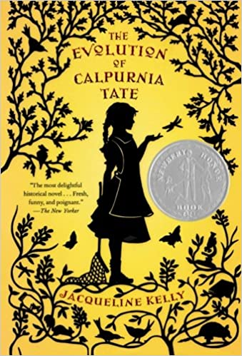 Image result for evolution of calpurnia tate