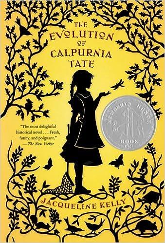 the evolution of calpurnia tate jacqueline kelly 9780312659301