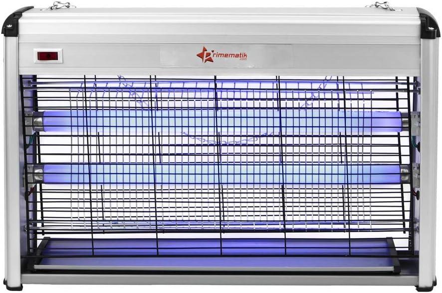 Tue-Mouche destructeur dinsectes Electrique Anti Moustique Lampe Anti Insectes Volants 30 W PrimeMatik.com PrimeMatik