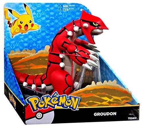 Pokémon Titan Figure, Groudon