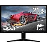Acer ゲーミングモニター KG221Qbmix 21.5インチ 応答速度1ms Free Sync スピーカー内蔵