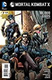 Mortal Kombat X #7 Comic Book
