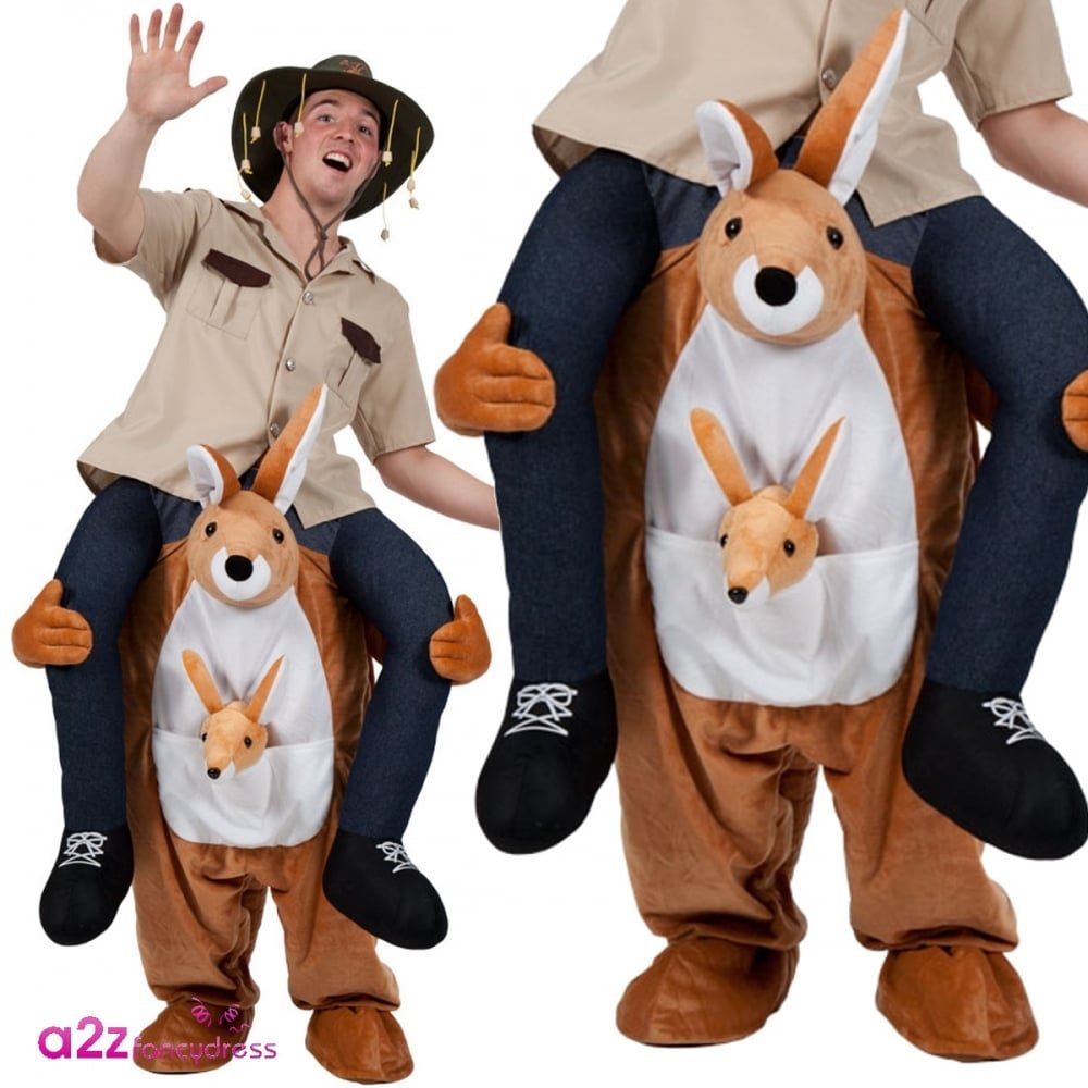 9f124a439f63b Carry Me® Horse Adult Costume One Size  Amazon.co.uk  Toys   Games