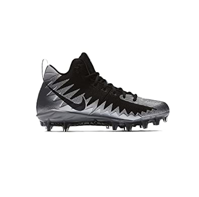 407c1211390 Image Unavailable. Image not available for. Color  Nike Men s Alpha Menace  Pro Mid Football Cleat ...