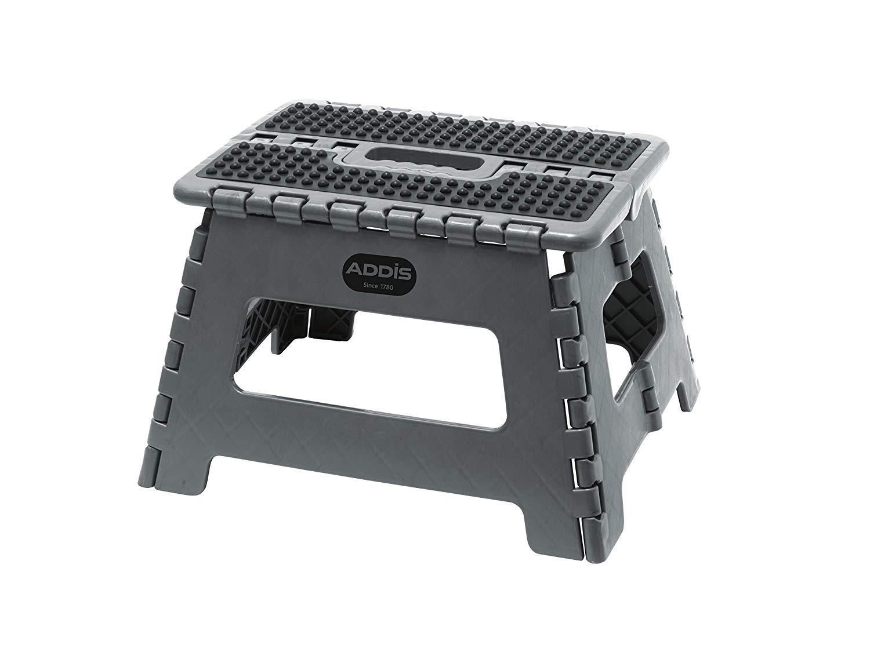 Addis Stool Tools, Metallic Grey 516931