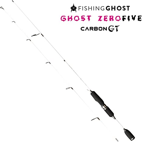 FISHINGGHOST® Zero Five Carbon Ultralight Cuchara Trucha, Perca y ...