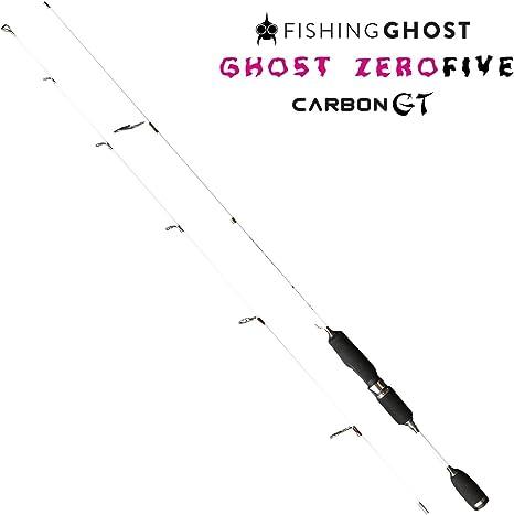 FISHINGGHOST® Zero Five Carbon Ultralight Cuchara Trucha, Perca y ...